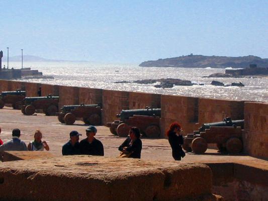 Essaouira - Ramports